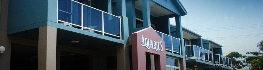Aquarius Apartments